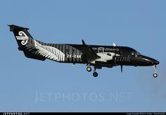 ZK-EAK (CN: UE-434) Air New Zealand Link (Eagle Airways) Beech 1900D..