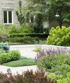 Morton Arboretum   Four Seasons Garden. One of several days gardens to visit