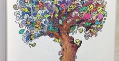 Incredibly Detailed Coloring Books For Adults Called 'Doodle Invasion' - See more at: http://www.khmerline168.com/2015/04/21/incredibly-detailed-coloring-books-for-adults-called-doodle-invasion/#sthash.CQcdOy72.dpuf