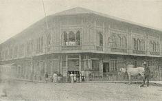 THE MANILA POST OFFICE [1899]