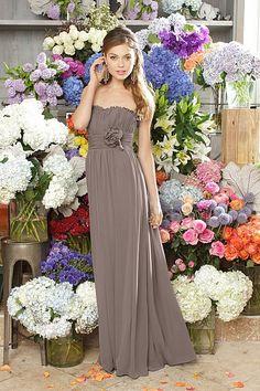 Long BM Dress - WToo | #910