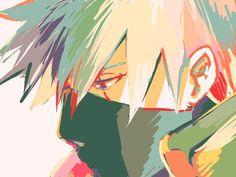 naruto, anime, and kakashi image Kakashi Hatake, Naruto Uzumaki, Naruhina, Anime Naruto, Boruto, Sarada Uchiha, Naruto Kakashi, Naruto Art, Manga Anime
