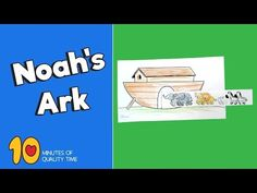 Noah's Ark Animals Two by Two Craft - Bible Activity for Kids Bible Activities For Kids, Bible Crafts For Kids, Preschool Bible, Bible Lessons For Kids, Preschool Lessons, Kids Sunday School Lessons, Sunday School Crafts For Kids, Bible School Crafts, Sunday School Activities