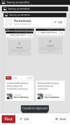 Dartboard #005 Android, Galaxy 2 Note, full screenshot.[(recurse of recurring recursion) recursed] #tedium #attic #cellardoor