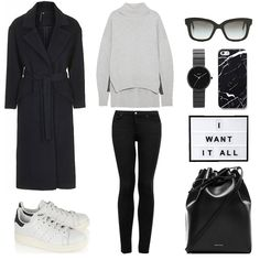 Fashion Landscape fall-winter outfit
