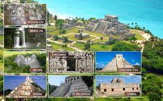 Paquete Herencia Maya 5 días 4 noches