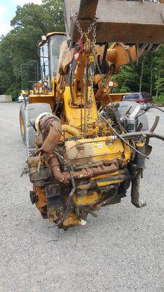 Cat Engines, Caterpillar Engines, Kenworth Trucks, Semi Trucks, Diesel Engine, Heavy Equipment, Classic Cars, Engineering, Vehicles