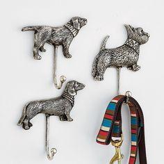 Dog Wall Hooks
