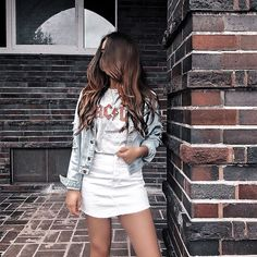 Always #hairflips 💁🏻 #tb#summer#ootd#advertisement#stylink Summer Ootd, That Way, Mini Skirts, Photo And Video, Videos, Instagram, Fashion, Moda, Fashion Styles