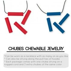 Chube Necklaces
