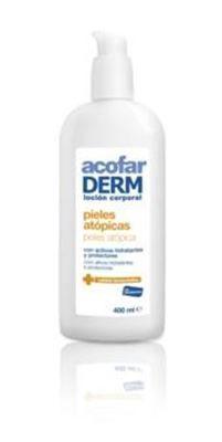 La loción corporal pieles atópicas de #Acofaderm ha sido especialmente formulada para la hidratación diaria de la piel atópica. Contiene activos hidratante y protectores para proteger la piel del bebé y la del adulto.