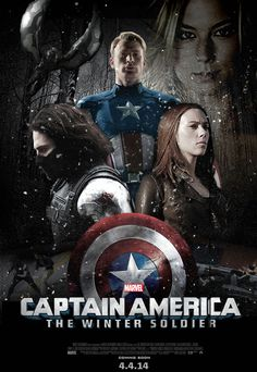 Captain America The Winter Soldier.