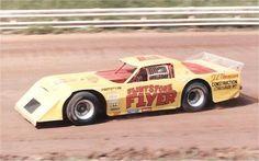Mike Duvall Pennsboro 1984 vintage dirt late model