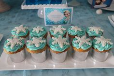 Disney Frozen Birthday Party Ideas | Photo 10 of 12 | Catch My Party
