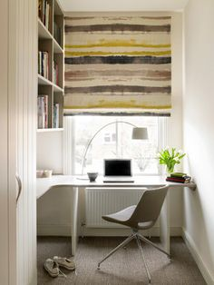 Putney, Loft Conversion - contemporary - Home Office - London - Amory Brown