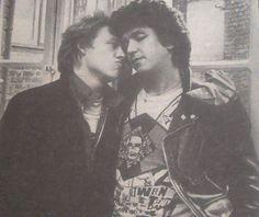 Paul and Steve