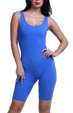 OTW Women Club Lace Deep V Neck Bodycon Sleeveless Summer Short Jumpsuits