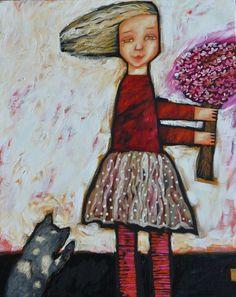 Robyn Rankin :: Grace, Grace dressed in lace