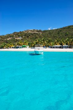 White Bay - Jost Van Dyke, British Virgin Islands