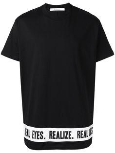 Columbian-Fit Cotton-Jersey T-Shirt, Black