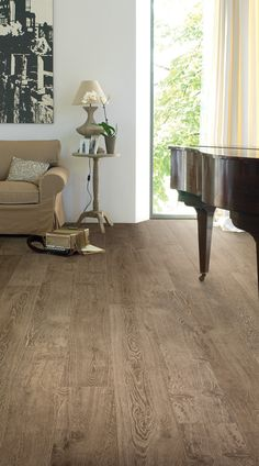 Quick-Step Largo Old vintage oak planks Laminate Flooring | Floors Online