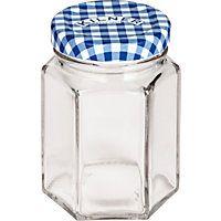Kilner Hexagon Twist Top Jar - 48ml