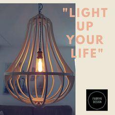 Deze fantastische Fabryk lamp is een echte blikvanger in je huis! De lamp is geïnspireerd op het klassieke kroonluchter model, maar dan uitgevoerd in een hip jasje! Het bijzondere aan deze lamp is dat hij helemaal als een puzzel in elkaar past, er komt geen …