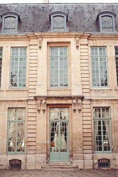 Walking around the Marais, Paris.looks like my future home in Paris! Paris France, Oh Paris, I Love Paris, Oh The Places You'll Go, Places To Visit, Hotel Des Invalides, Paris By Night, Belle Villa, Most Beautiful Cities