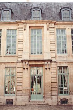 The Marais, Paris