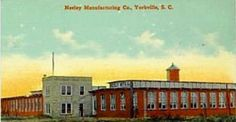 Neeley Manufacturing Company, York, South Carolina