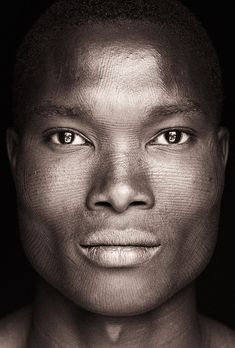 Stunning portrait by John Kenny - West Africa (people, portrait, beautiful, photo, picture, amazing, photography, black, man, African)