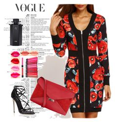 """Untitled #2"" by ema123-clxvi ❤ liked on Polyvore featuring CÉLINE, Dolce&Gabbana and Gucci"