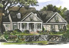 Southern Living New Meadowlark house plan