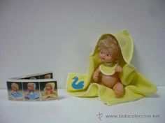 Capa de baño Barriguitas Nostalgia, Vintage Dolls, Childhood Memories, Toy Chest, Teddy Bear, History, Retro, Toys, Bb