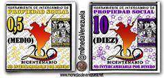 Herramienta de Intercambio de Propiedad Social 'El Bicentenario' Mega Trueke Nacional (2010) Caracas