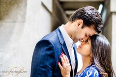 London Engagement Photography by Truly Photography.