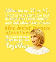 Glee Season 3 | Quote Book