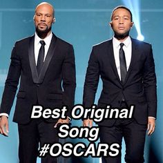 FEED | Websta -  get1later Congratulations on Your Academy Award Gentlemen #OSCARS #photogrid #Common #JohnLegend #Selma #BlackHistory #BlackHistoryMonth