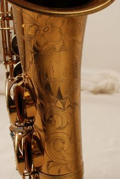 1939 Selmer Balanced Action tenor saxophone =) beautiful!