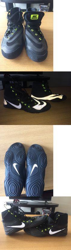 sale retailer 9492a f56d5 Footwear 79799  Nike Inflict Wrestling Shoes Size 13.5 Black Red -  BUY IT  NOW ONLY   70 on eBay!   Footwear 79799   Pinterest