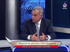 """Călin Georgescu și proiectul de țară """"Hrană, apă, energie"""""""
