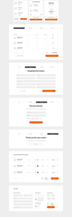 Basement Ecommerce Wireframe Kit - Love a good success story? Learn how I went from zero to 1 million in sales in 5 months with an e-commerce store. Dashboard Design, Ui Ux Design, Game Design, Intranet Design, Wireframe Design, Form Design, Gui Interface, User Interface Design, App Design Inspiration
