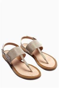 Toe Thong Sandals