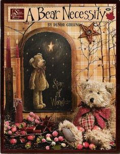 A Bear Necessity Vol. 1 - Denise Girling - OOP I have this book....