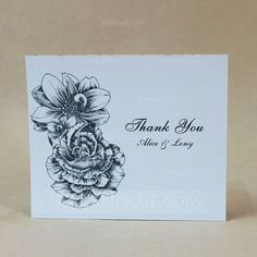 Personalized Favors - $36.39 - Personalized Lovely Rose Hard Card Paper Blessing Cards (Set of 50) (118029377) http://jjshouse.com/Personalized-Lovely-Rose-Hard-Card-Paper-Blessing-Cards-Set-Of-50-118029377-g29377