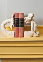 Mermaid for Each Other Bookends | Mod Retro Vintage Desk Accessories | ModCloth.com $45