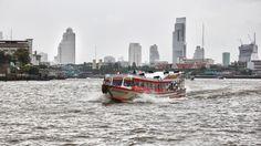 Bangkok - Chao Praya by Alex ADS, via 500px