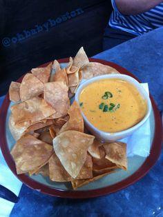 Chili con queso @LoneStarTacoBar