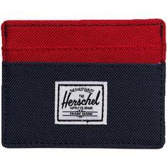 Mens Herschel Charlie Wallet Canvas (1.955 RUB) ❤ liked on Polyvore featuring men's fashion, men's bags, men's wallets, wallets, accessories, mens accessories, mens travel wallet, vintage mens wallet, mens canvas wallet and mens red wallet