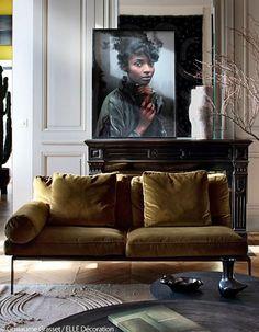 Modern Art Deco Interior Furniture Sofas 30 New Ideas Modern Interior Design, Interior Design Inspiration, Colour Inspiration, Stylish Interior, Contemporary Interior, Luxury Interior, Interior Ideas, Room Inspiration, Design Ideas